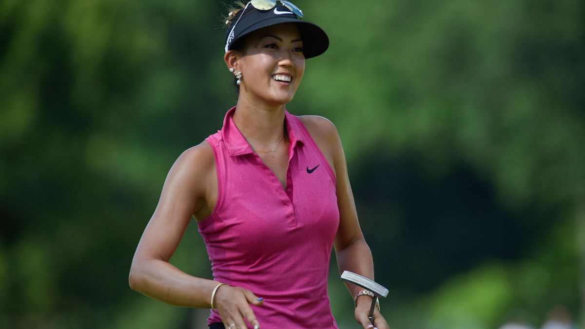 Miss Michelle Wie